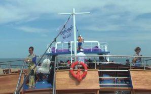 Nis lundrimin anija e parë turistike