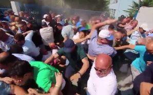 4 të arrestuar për ngjarjet në KZAZ-në e Kukësit
