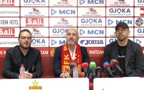 Partizani prezanton trajnerin e ri