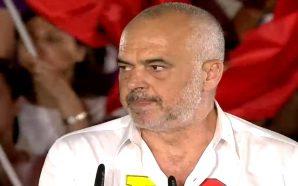 Rama: Shqipëria nën shantazh