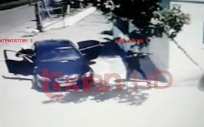 Publikohen pamjet e atentatit në Durrës