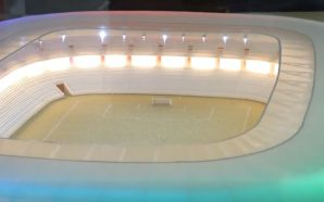 Prezantohet projekti i stadiumit të Kosovës