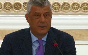 Thaçi: Brenda vitit të mbyllet marrëveshja me Serbinë