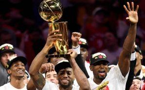 Toronto fiton titullin në NBA