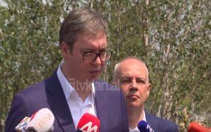 Vuçiç: Ngrirja e dialogut, jo nga Serbia