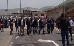Gati zgjerimi i rrugës në Vërnicë