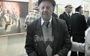 """Ekspozita """"Motive nga deti"""" e piktorit Skënder Sulku (16 Nëntor…"""