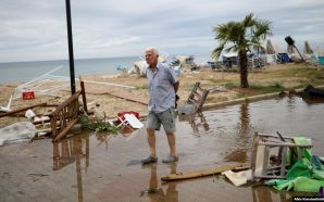 Vërshime në perëndim të Greqisë, evakuohen banorët