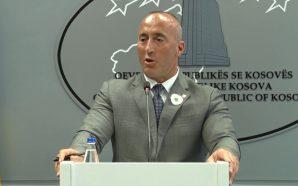Publikohet biseda e Haradinajt