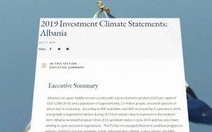 DASH publikon raportin për klimën e investimeve