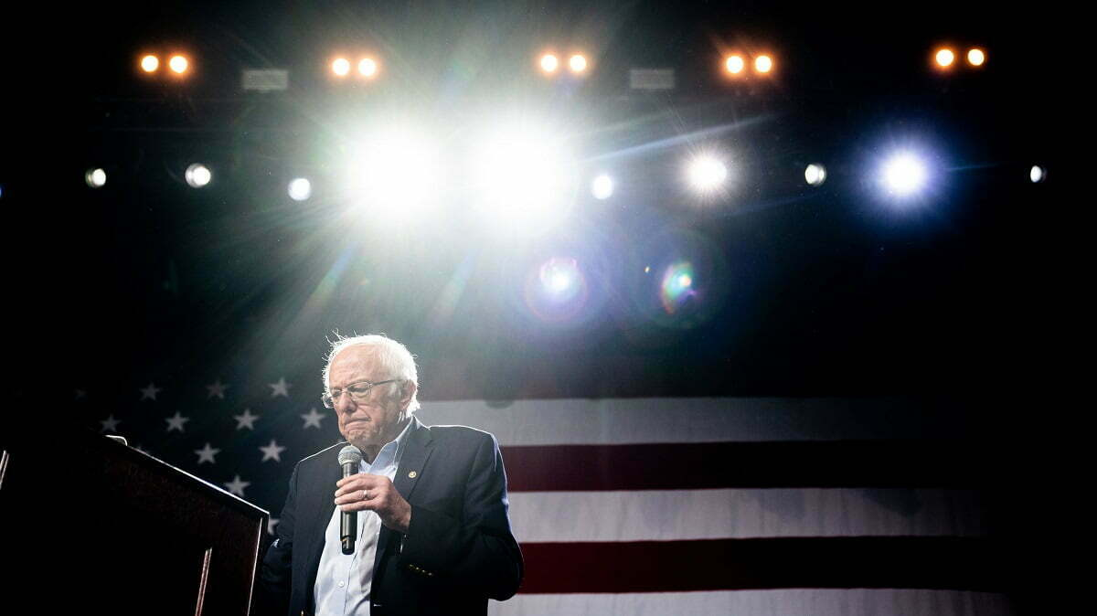 Bernie Sanders pezullon fushatën presidenciale  shkak koronavirusi