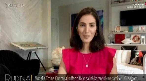 Emina Çunmulaj tregon pasionin e saj të fshehur