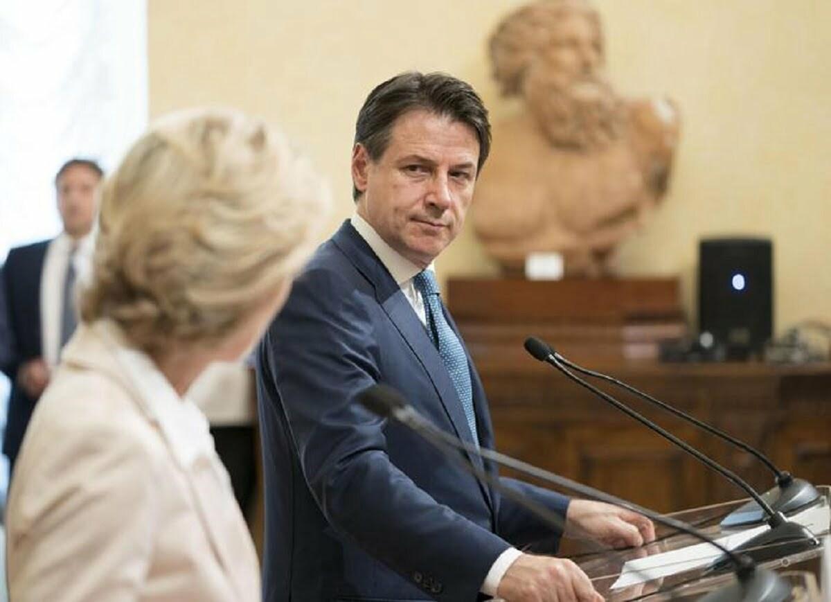 Qeveria italiane 400 mld Euro ndihmë për ekonominë