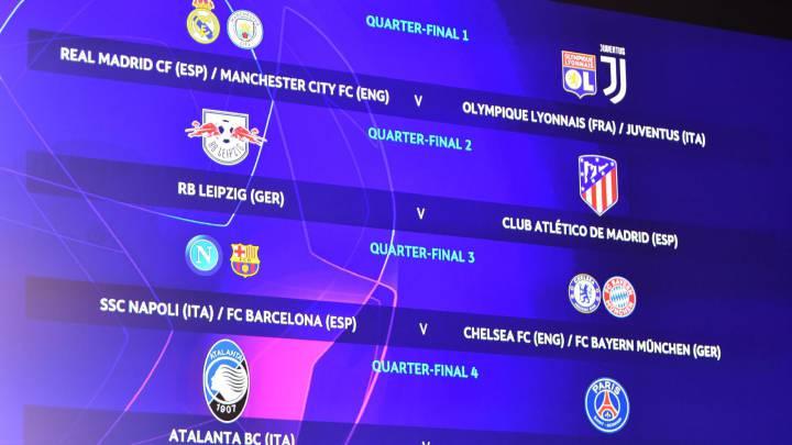 Hidhet shorti i Champions League
