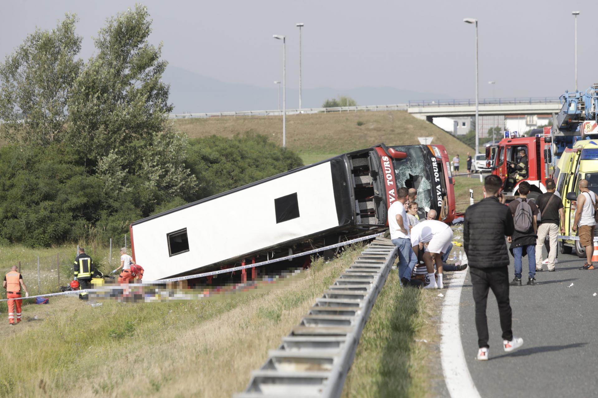 Tragjedi në Kroaci, aksidentohet autobusi me pasagjerë nga Kosova, 10 të vdekur dhe 45 të plagosur